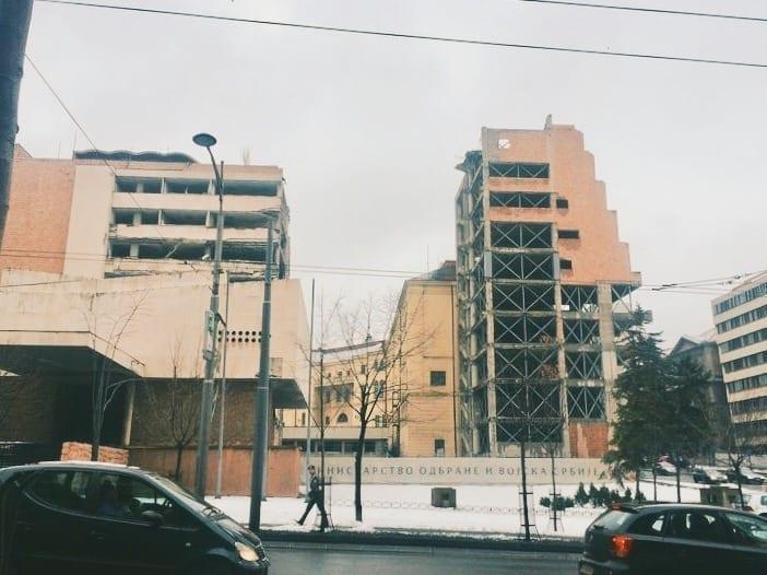 Ex-Defence Ministry of Yugoslavia