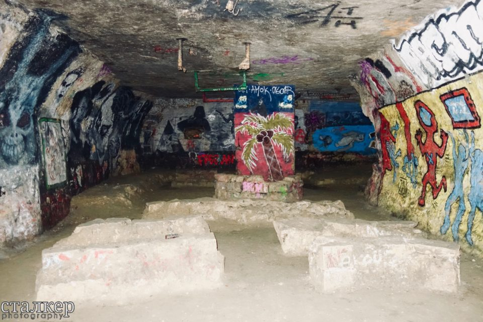 Catacombs of Paris – Illegal Entry