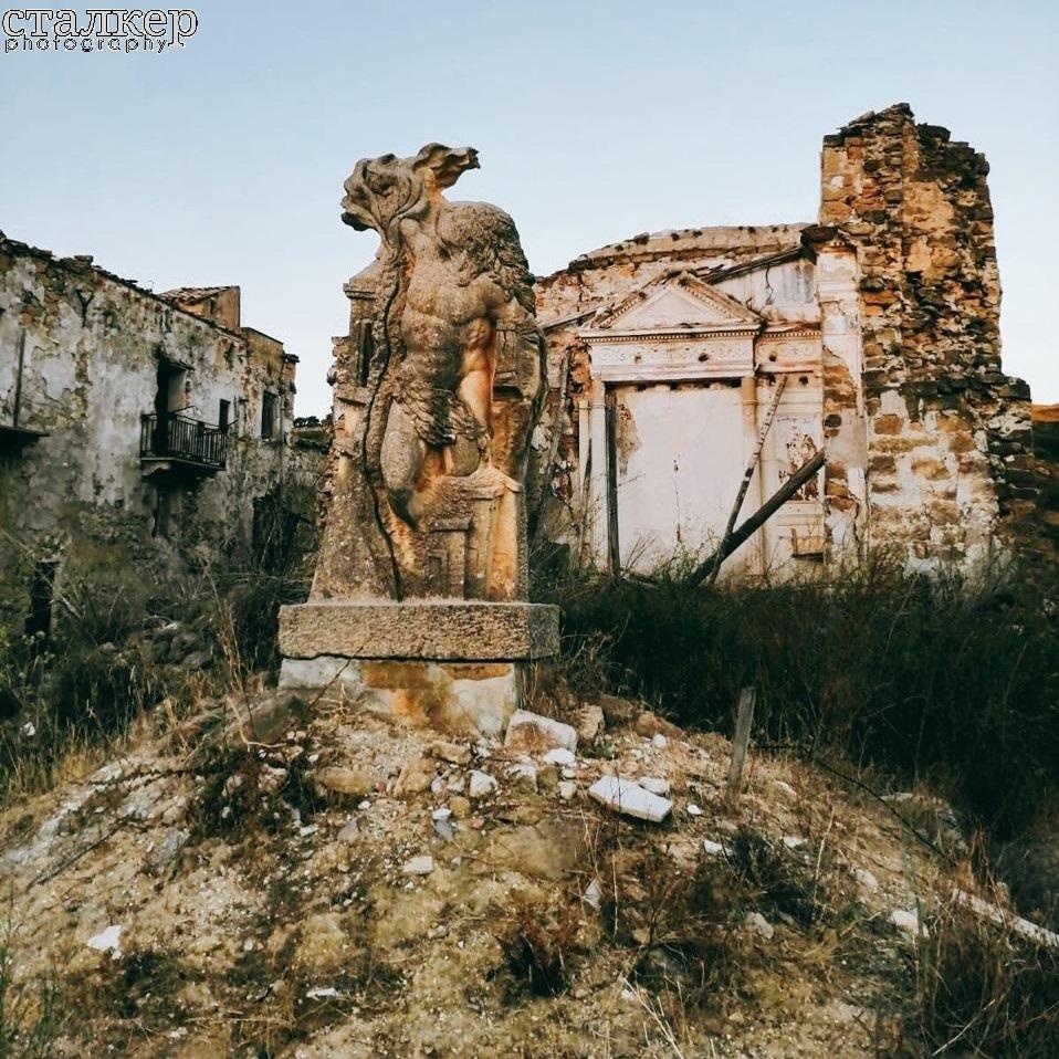 Ghost Town of Poggioreale